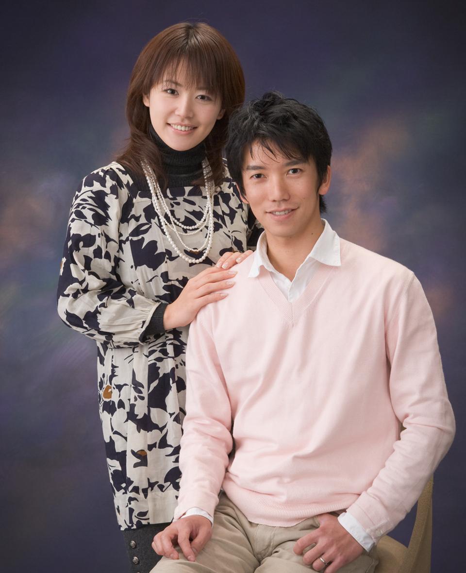 結婚記念 サンプル画像