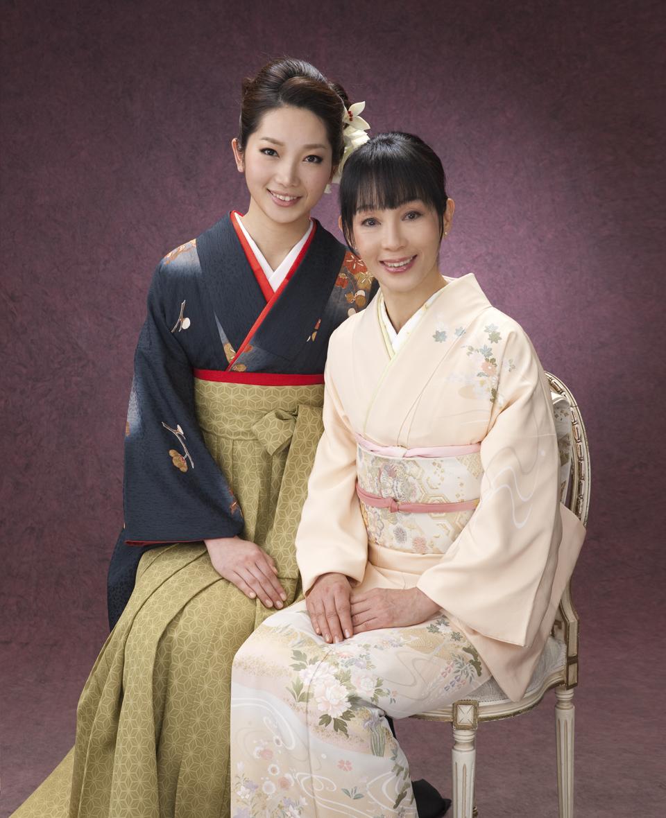 大学・専門学校 卒業袴 サンプル画像