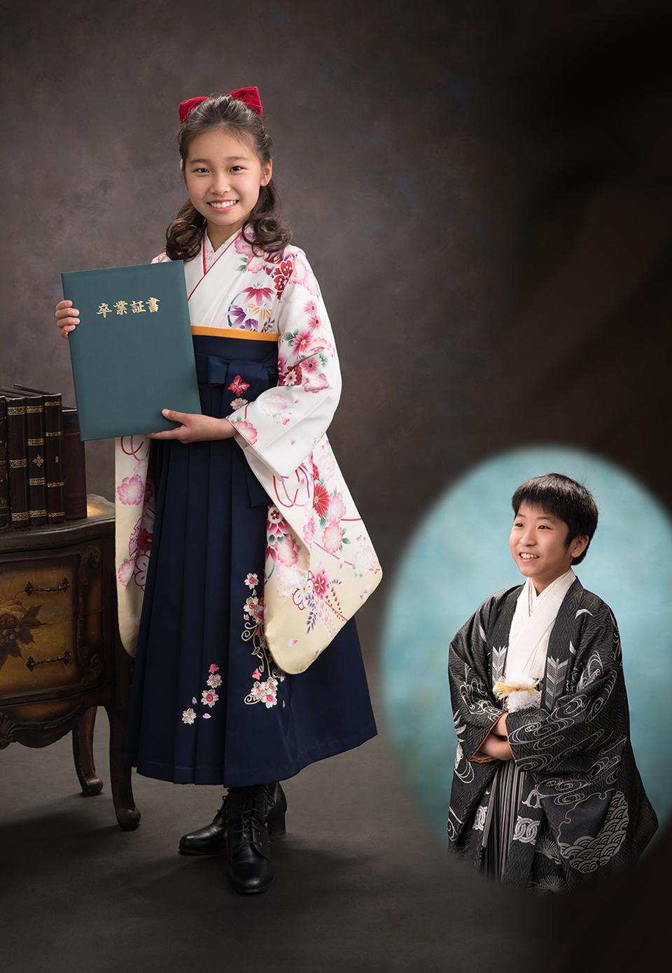 2022小学校卒業袴レンタルはじまりました!